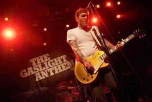 The Gaslight Anthem frontman Brian Fallon