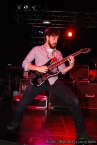 The Dillinger Escape Plan's Ben Weinman