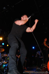 The Dillinger Escape Plan's Greg Puciato