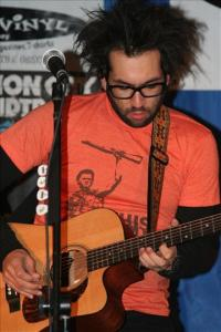 Motion City Soundtrack frontman Justin Pierre