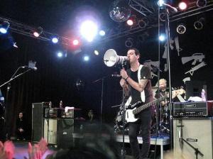 Anti-Flag bassist Chris #2